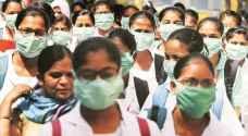 إضراب نساء هنديات عاملات على الخطوط الأمامية لمكافحة كورونا