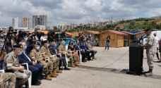 المستشفى الميداني الأردني في لبنان يبدأ باستقبال المصابين
