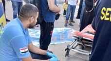 مصري يقتل زوجته رميا بالرصاص أمام طفلتيها في شارع عام