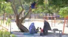 طقس معتدل الحرارة نهار الأربعاء في الأردن وبارد ليلا