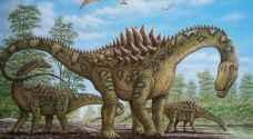 الكشف عن آثار ديناصورات سكنت فلسطين في العصر الطباشيري