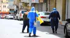 مراسل رؤيا: إصابتان جديدتان بفيروس كورونا في الزرقاء