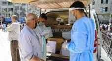 تعرفوا على توزيع إصابات كورونا المحلية في عمّان وبقية المحافظات
