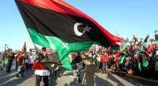 ليبيون يتظاهرون في طرابلس احتجاجا على تدهور ظروفهم المعيشية