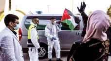 ارتفاع عدد الإصابات بكورونا في صفوف الجالية الفلسطينية حول العالم