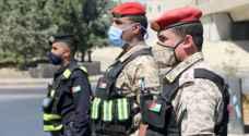 القوات المسلحة تنفذ خطة الحظر الشامل في عمان والزرقاء