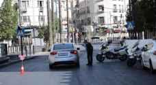 """انتهاء حظر التجول """"الشامل"""" في عمان والزرقاء والذي استمر لمدة 24 ساعة"""