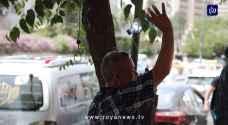 اشتداد غير مسبوق على الموجة الحارة في الأردن.. والحرارة تُقارب 44 درجة في عمان الجمعة