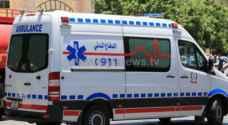 الدفاع المدني يتعامل مع 1516 حالة إسعافية مختلفة في الأردن