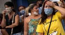 إصابات كورونا في البرازيل تتجاوز 4 ملايين