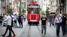 تركيا تسجل 53 وفاة جديدة بفيروس كورونا