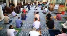 الاوقاف تعمم على الائمة والعاملين بالمساجد ضرورة تنفيذ الاجراءات الصحية