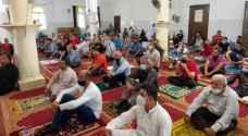 الاوقاف تشكر  الأردنيين على التزامهم بإجراءات الصحة العامة خلال صلاة الجمعة