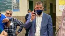 جابر يزور مستشفى الزرقاء الحكومي عقب الانفجار الذي وقع في مستودعات الجيش.. صور