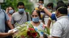 عدد الإصابات بفيروس كورونا في الهند يتخطّى خمسة ملايين إصابة