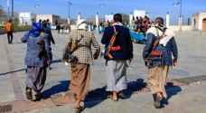 50 قتيلا في معارك بين الحوثيين والقوات اليمنية الحكومية