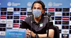 أبو زمع: هدفنا التأهل للدور الثاني في دوري الأبطال.. وأثق بنجوم فريقي