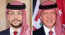 الملك وولي العهد يتلقيان برقيات تهنئة بحلول رمضان