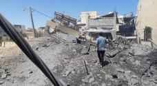 الاحتلال الإسرائيلي يواصل عدوانه على غزة ويقصف عدة مناطق - فيديو