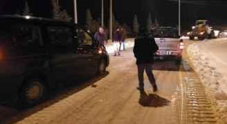 انقاذ 15 سائحا في منطقة الرشادية بالطفيلة