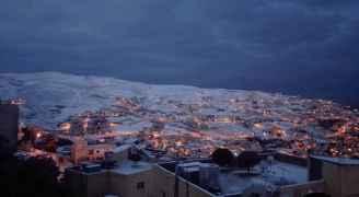 جبال البتراء وادي موسى