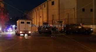 محيط السفارة الإسرائيلية في عمّان