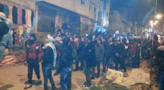 الأردنيون يمضون ليلتهم في الشوارع وبمحيط سفارة أمريكا رفضًا لقرار ترمب