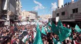 مسيرة في وسط البلد للجمعة الثانية على التوالي