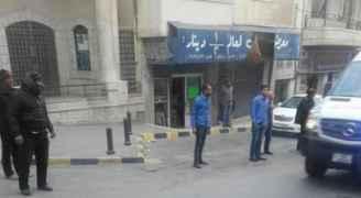 إصابات بهجوم مسلح على مركزي أمن في الكرك