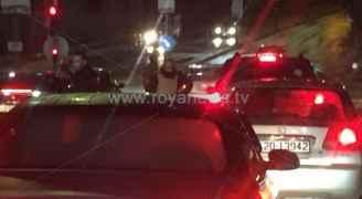 فيديو وصور: نصب حواجز أمنية على مداخل عمان