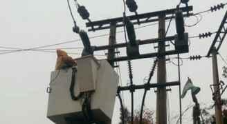 خطة طوارئ لكهرباء الجنوب خلال المنخفض الجوي