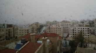 بالصور.. الأمطار تتساقط على المملكة