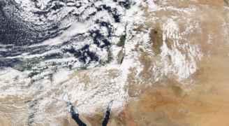 السبت .. استمرار الأجواء شديدة البرودة وتراجع في فعالية الحالة الجوية