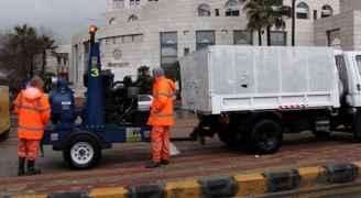 الأمانة للمواطنين: لا تربطوا المزاريب بمناهل الصرف
