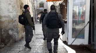 الاحتلال يرفع حالة التأهب بالضفة الغربية والقدس