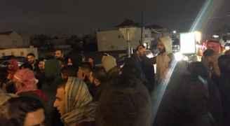 انتهاء الاعتصام أمام السفارة الأمريكية بعمان