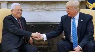 رويترز: ترمب أبلغ عباس بـ'خطة سلام' مُرضية