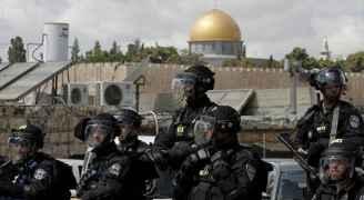 الاحتلال ينشر تعزيزات لقمع تظاهرات الفلسطينيين