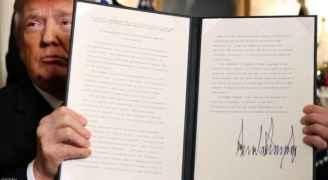 ترامب متحديا: نفذت 'وعد القدس'