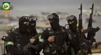 شهيدان بقصف الاحتلال موقعًا للقسام بغزة