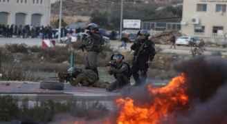 عشرات الإصابات خلال مواجهات مع الاحتلال في الخليل