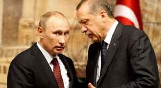 بوتين واردوغان يحذران من تصاعد التوتر بشأن القدس