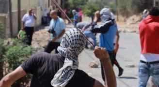 إصابات خلال مواجهات مع الاحتلال في بيت لحم