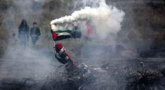 مواجهات مع الاحتلال تعم الضفة الغربية.. فيديو