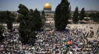 خطيب الأقصى يدعو قادة العرب لتناغم مواقفهم مع شعوبهم بِشأن القدس