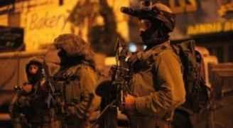 الاحتلال يعتقل ٤ مواطنين بالضفة