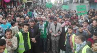 صور .. الفعاليات الرسمية والشعبية في الأردن تواصل نصرة القدس