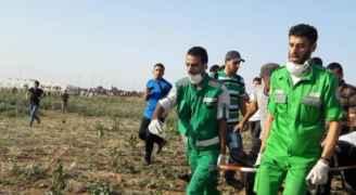 استشهاد فلسطيني متأثرا باصابته شرق جباليا