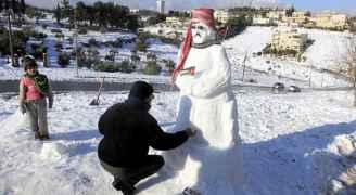 الأمانة تدعو لتجنب إعاقة آلياتها حال تساقط الثلوج والبقاء في المنازل