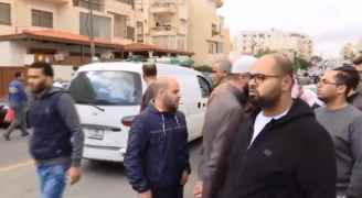 تشييع جثامين لضحايا حادثة البحر الميت من مسجد الكالوتي بعمّان.. فيديو